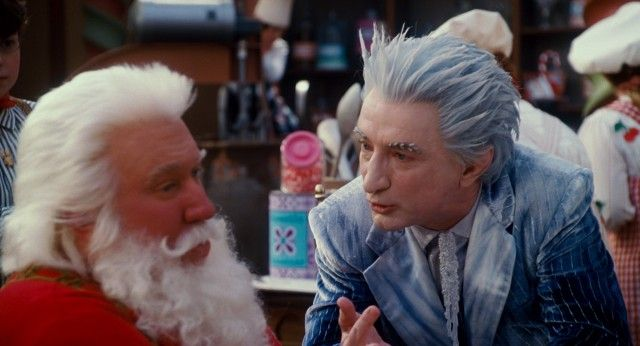 The Santa Clause The Complete 3 Movie Collection Blu Ray Review Classic Christmas Movies Jack Frost Costume Santa Claus Movie
