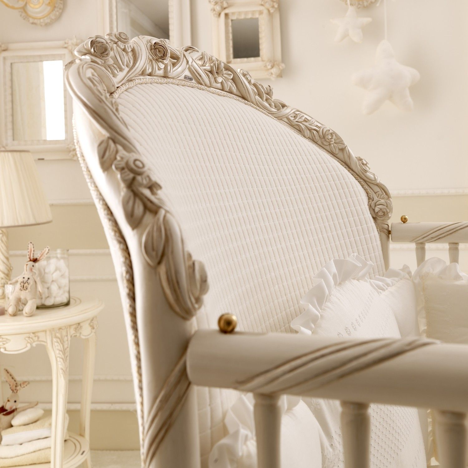 Notte Fatata | Crib | Newborn Bedroom | Furniture for baby\'s room ...