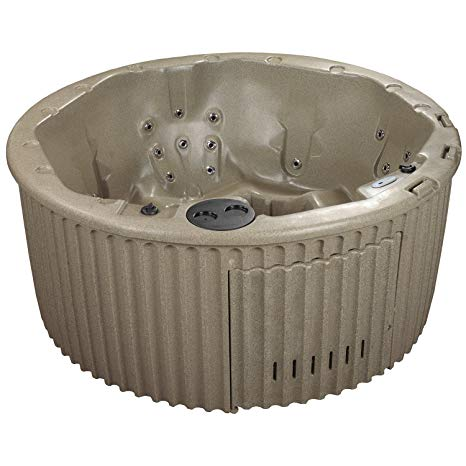 Amazon Com Essential Hot Tubs 20 Jet Arbor Hot Tub Seats 6 7