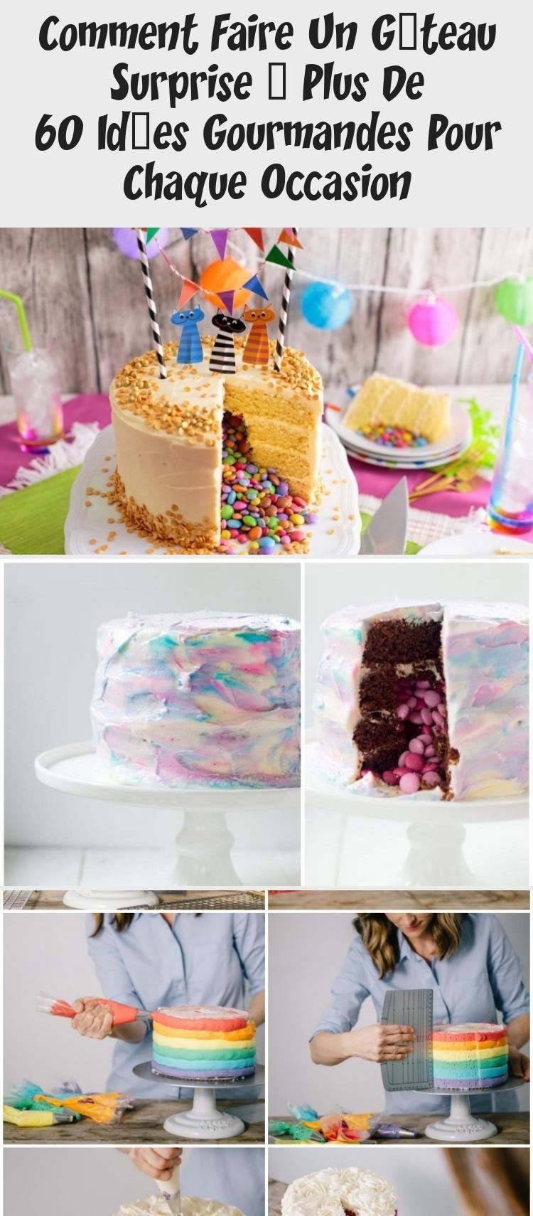 Photo of comment-monter-un-gâteau-surprise-pour-saint-valentin-glaçage-vanille-déco…