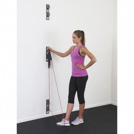 anchor gym for resistance bands fitnessequipmentideas