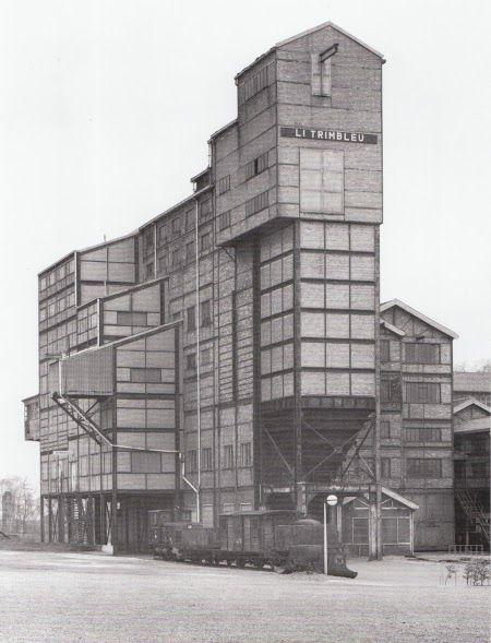 Bernd & Hilla Becher - preparation plant