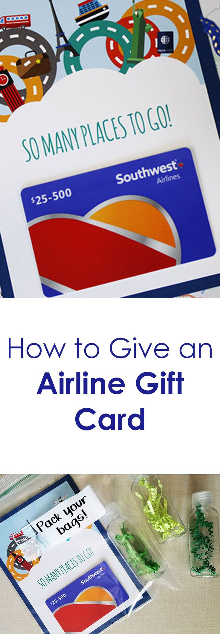 Top Travel Gift Cards Free Ways To Give Them Travel
