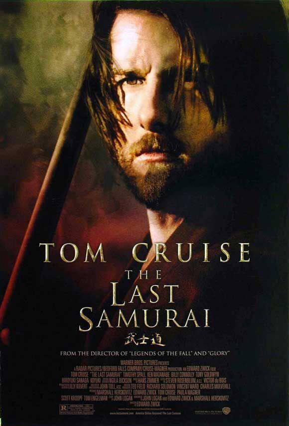 The Last Samurai 2003 154 Min Action Adventure Drama