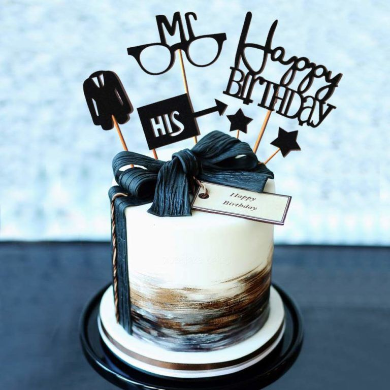 35 Best Gifts For Husband In 2020 Birthday Cake Toppers 60th