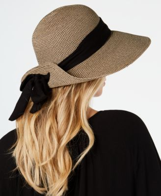 1bc392df Nine West Scarf Floppy Hat in 2019 | Products | Hats, Nine west ...