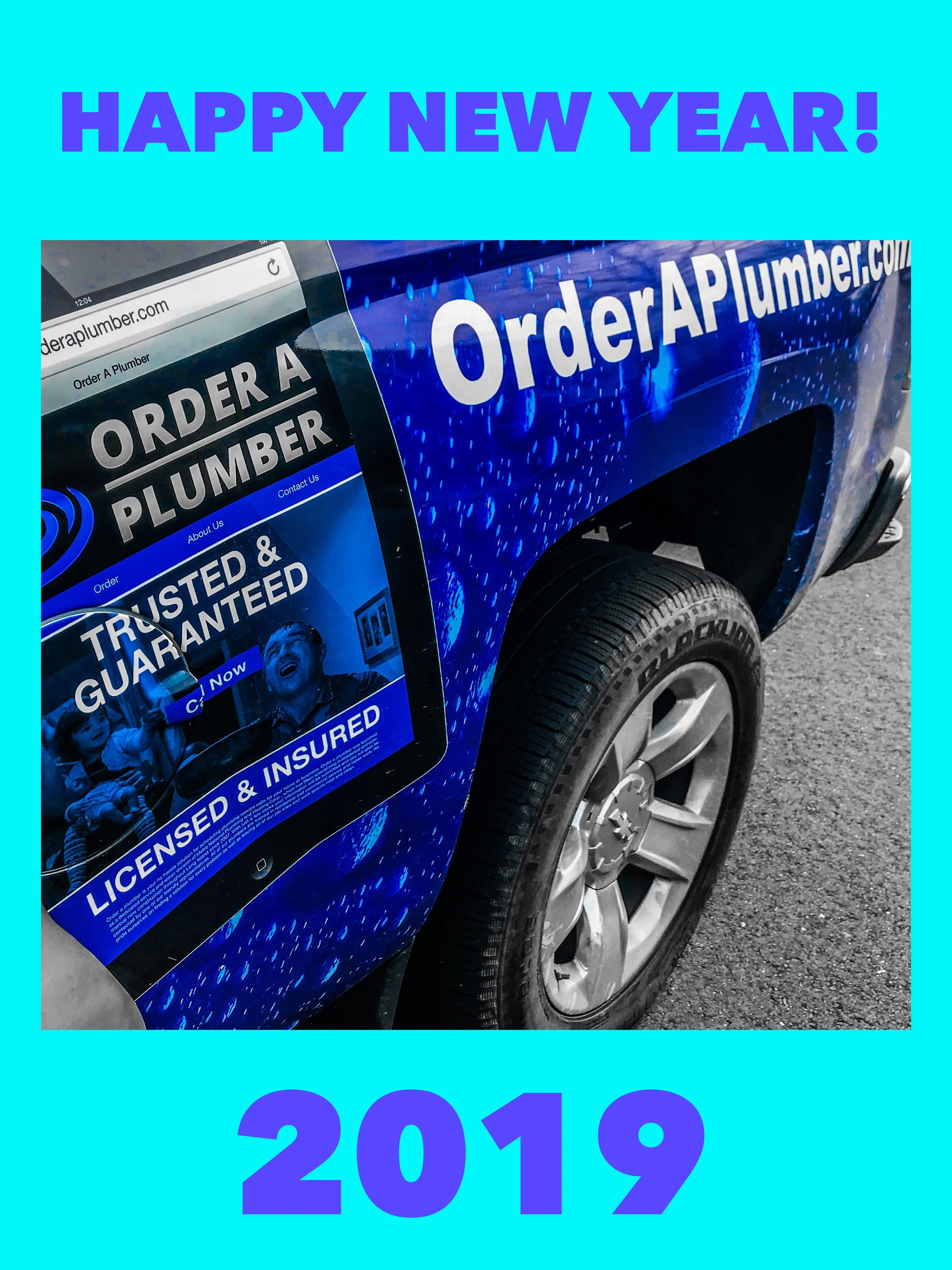 Orderaplumber Com Would Like To Wish Everyone A Happy New Year Orderaplumber Happynewyear 2019 Plumbe With Images Diy Bathroom Diy Clothes For School Bathroom Toilets