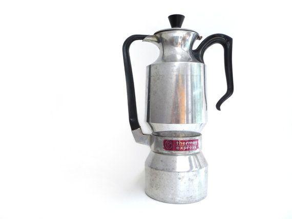 Vintage italian coffee maker  La Signora by madlyvintage on Etsy, $68.00
