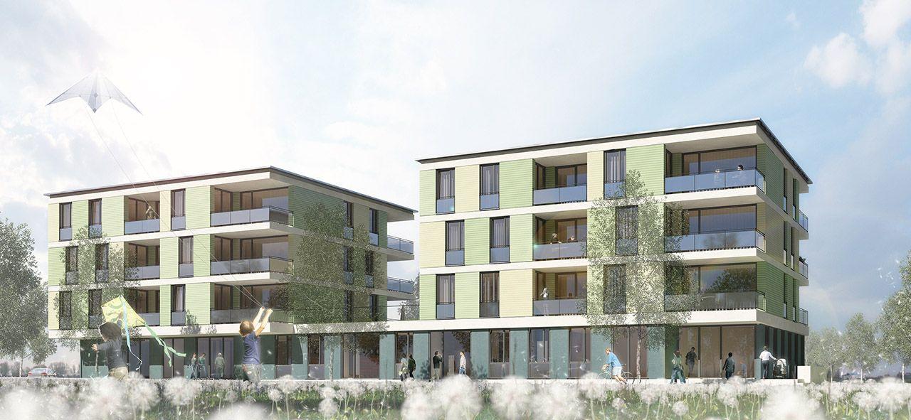 Architekturvisualisierung Stuttgart 3d architekturvisualisierung 3d wettbewerbsperspektiven