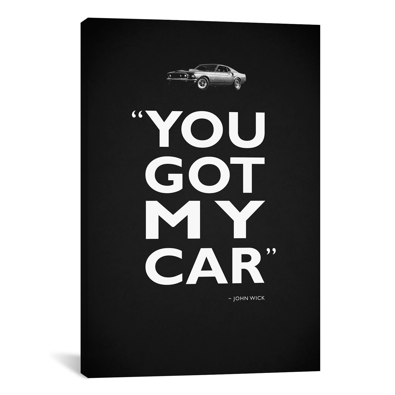 John Wick - Got My Car // Mark Rogan