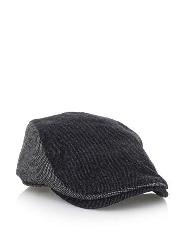 Ted Baker Men s Crebag Flat Cap (Grey)  6361dd131fc25