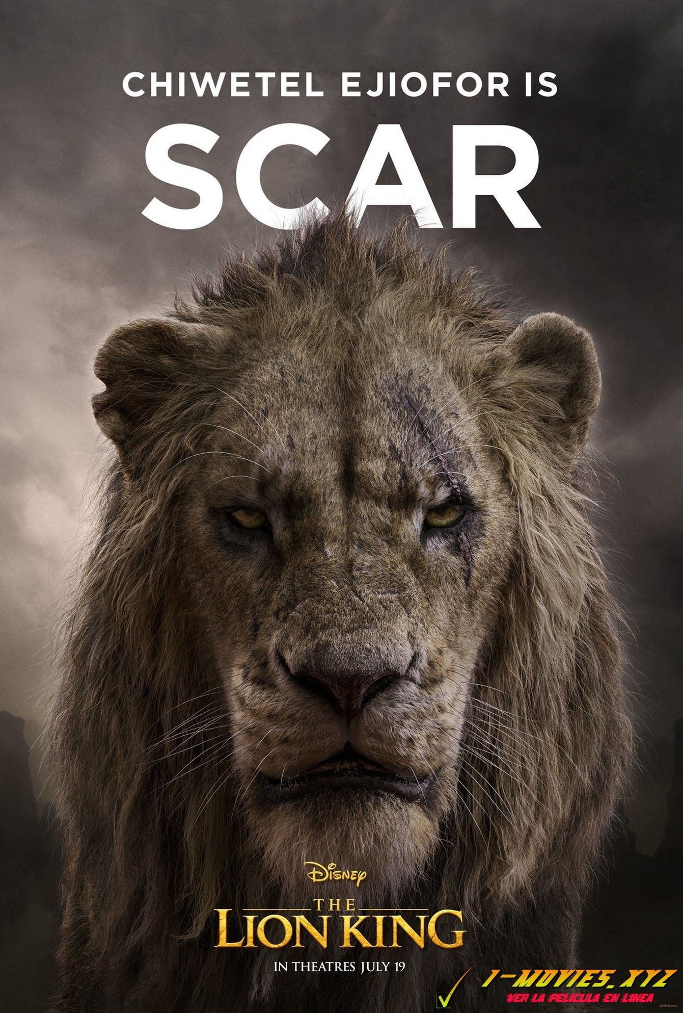 Ver El Rey León Película Completa Subtitulada En Español Latino Lion King Movie Lion King Poster Lion King