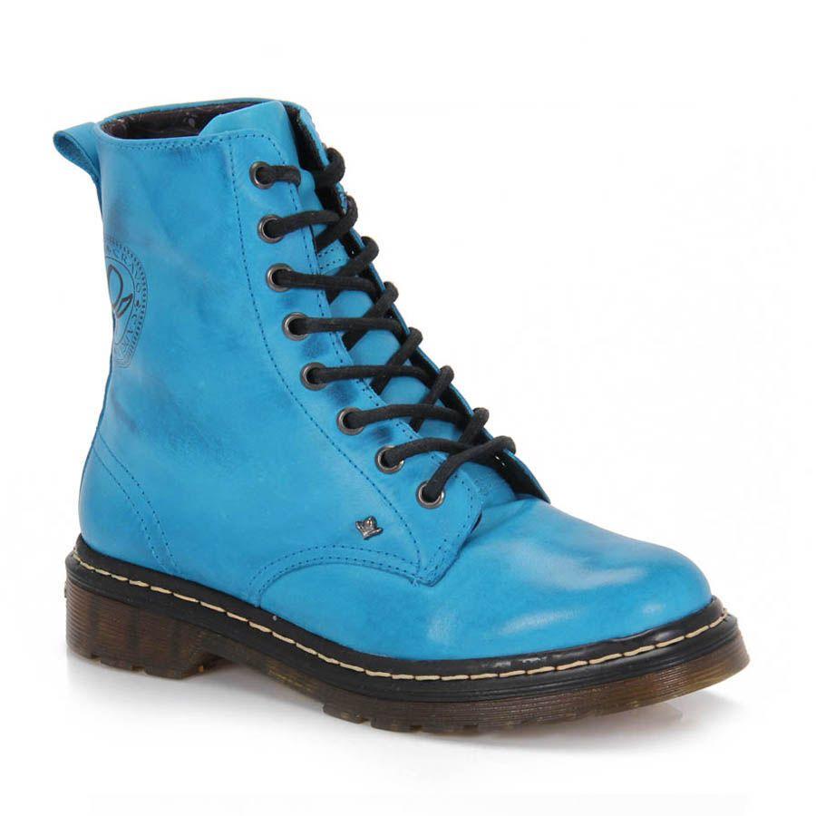 434440dcf Coturno Feminino Cravo E Canela 85601 - Turquesa - Passarela Calçados -  Calçados online