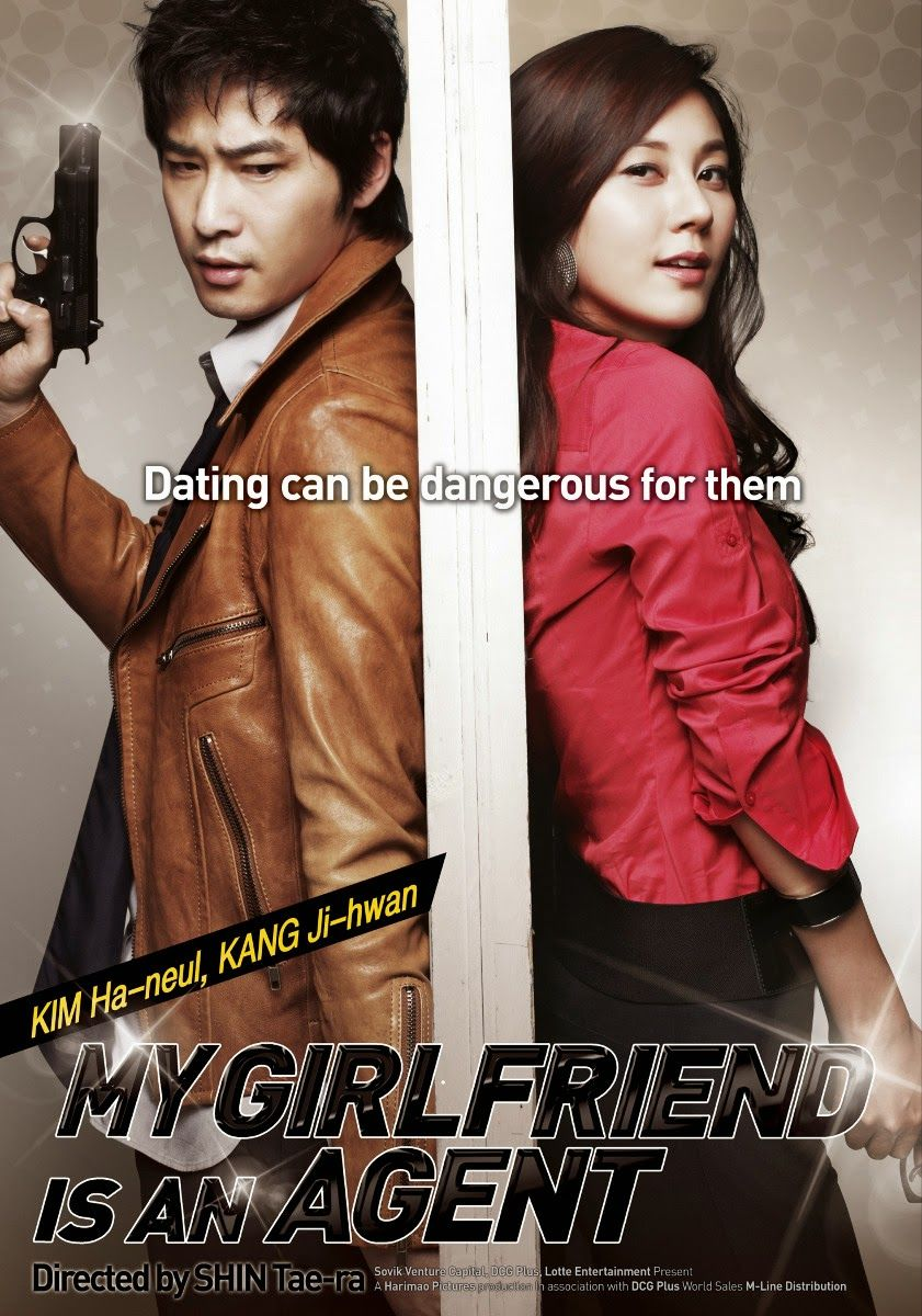 Dicas Doramas: My Girlfriend is a Agent (K-Movie) #kmovie