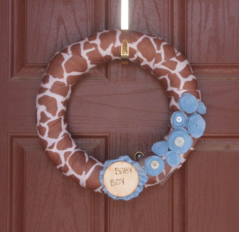 Baby Shower Gifts How Much ~ Giraffe baby shower ideas how much is that wreath in the