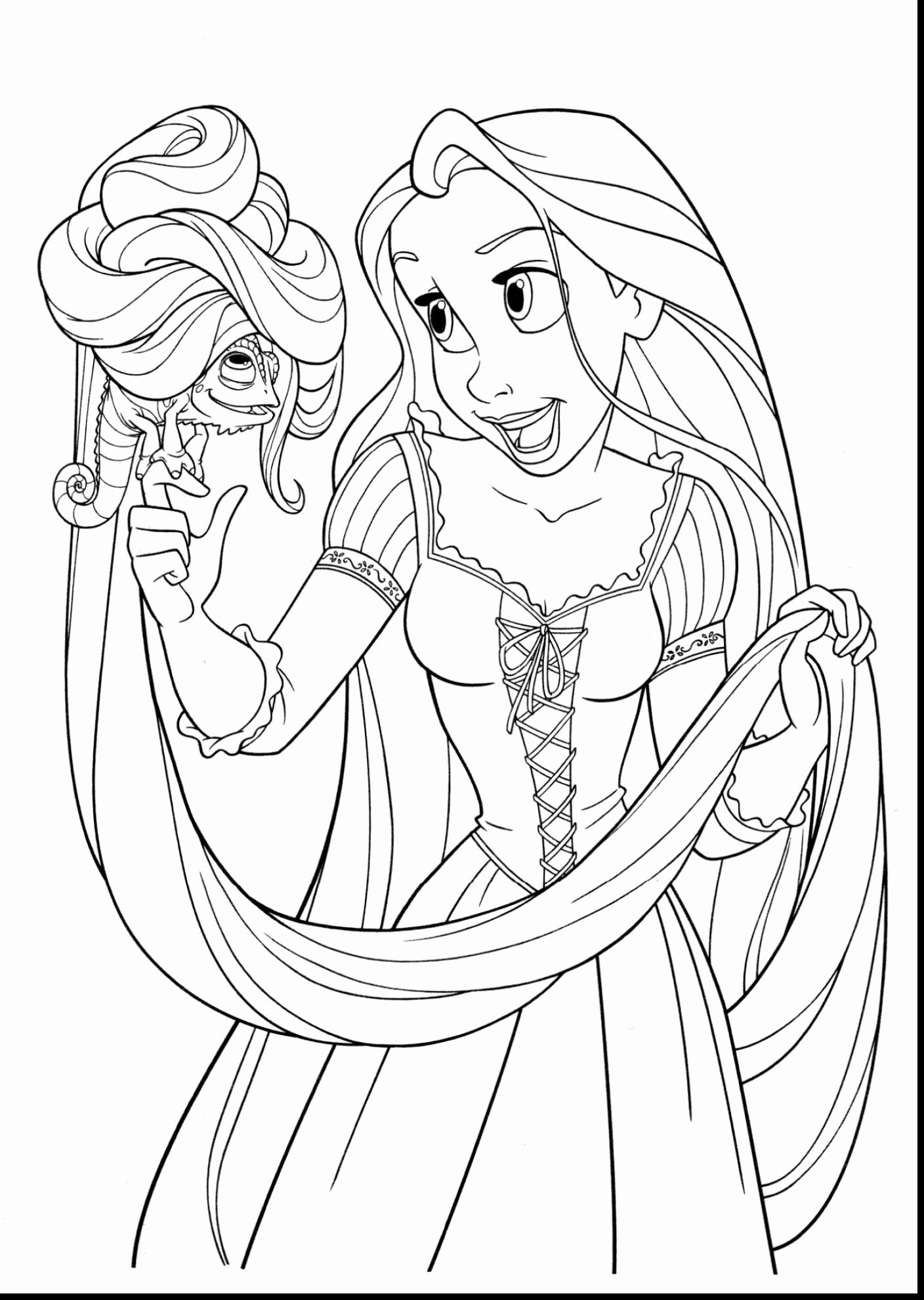 Disney Coloring Sheets Pdf Fresh Disney Coloring Pages Pdf Printable In 2020 Tangled Coloring Pages Princess Coloring Pages Rapunzel Coloring Pages