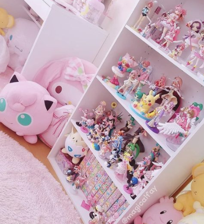 Photo of Kawaii Themed Schlafzimmer Ideen – super nette Dekoration für Ihren Kinderzimmer!