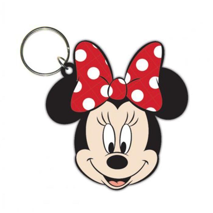 Minnie Mouse PVC Keyring £1.99 | keychain | Pinterest | Bocetos