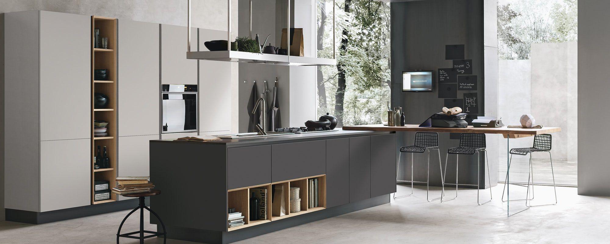 cucine moderne stosa - modello cucina maya 14 | Kitchen | Home Decor ...