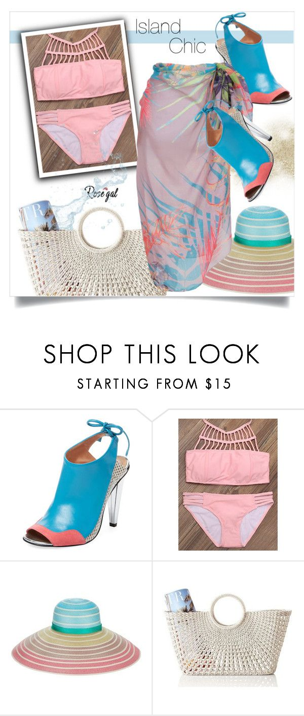 """""""Island Chic"""" by interesting-times ❤ liked on Polyvore featuring Roland Mouret, Missoni and Mark & Graham"""