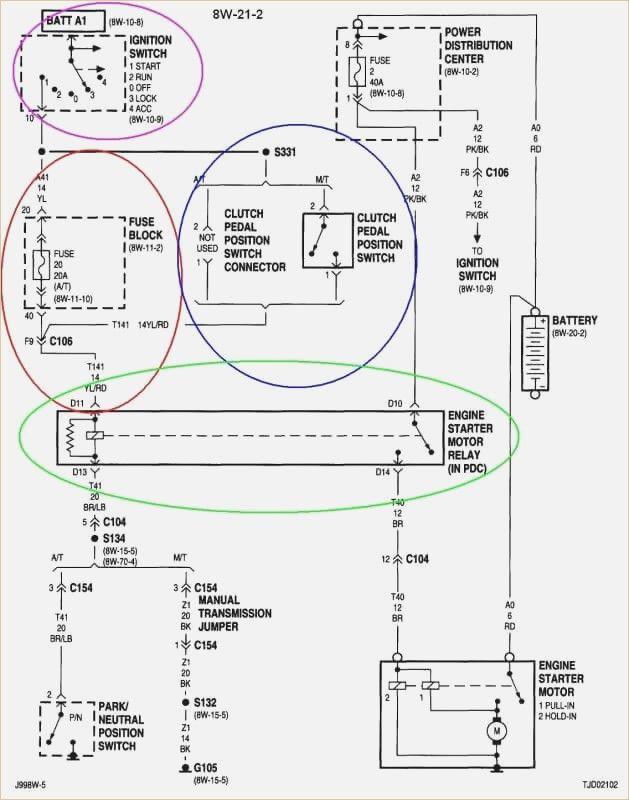 Tj Wiring Diagram Yj Stereo Wiring Diagram Wiring Diagram