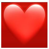 Red Heart Emoji Red Heart Emoji Emoji Heart Red In 2020 Emoji Love Heart Emoji Apple Emojis