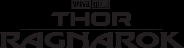 Thor Ragnarok Logo Thor Ragnarok Logo Logos Thor
