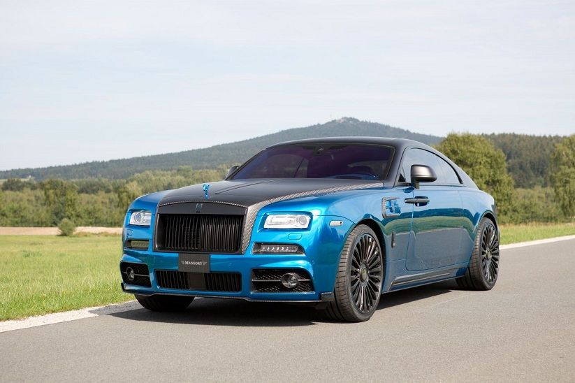 black and blue rolls royce wraith by mansory luxury cars pinterest rolls royce wraith. Black Bedroom Furniture Sets. Home Design Ideas