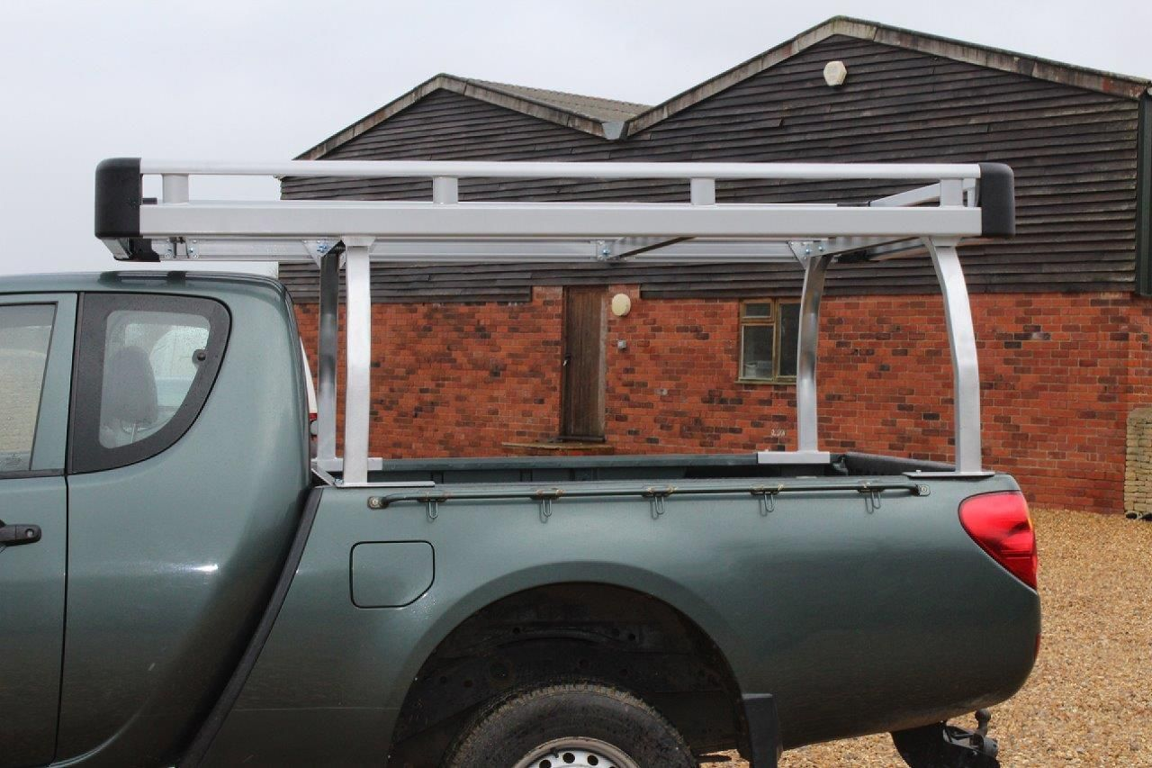 Allyback Mitsubishi L200 Universal Pick Up Truck Alloy Roof Rack