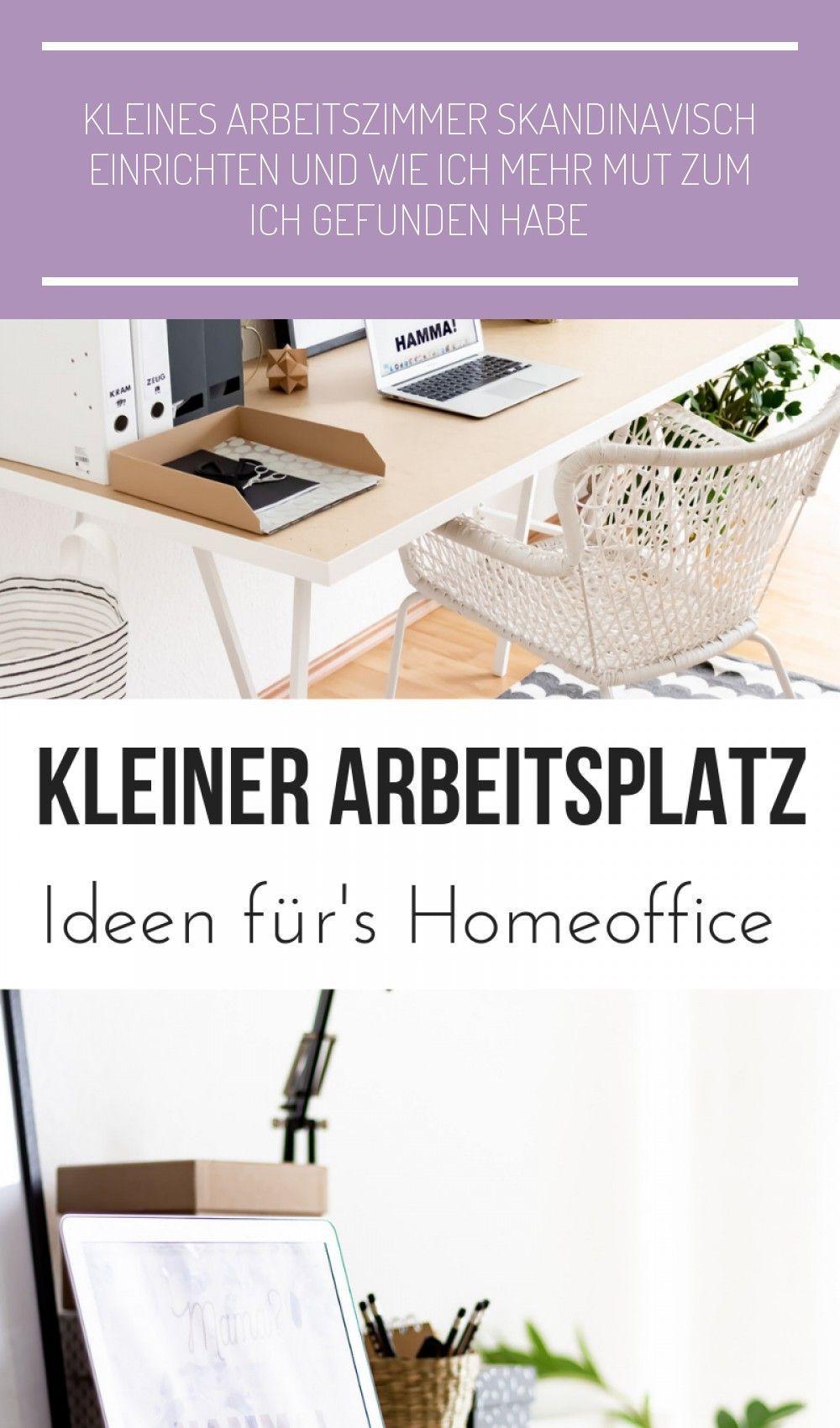 Homeoffice Ideen Fur Den Blogger Arbeitsplatz Ein Kleines Arbeitszimmer Arbe In 2021 Kleines Arbeitszimmer Arbeitszimmer Arbeitsplatz