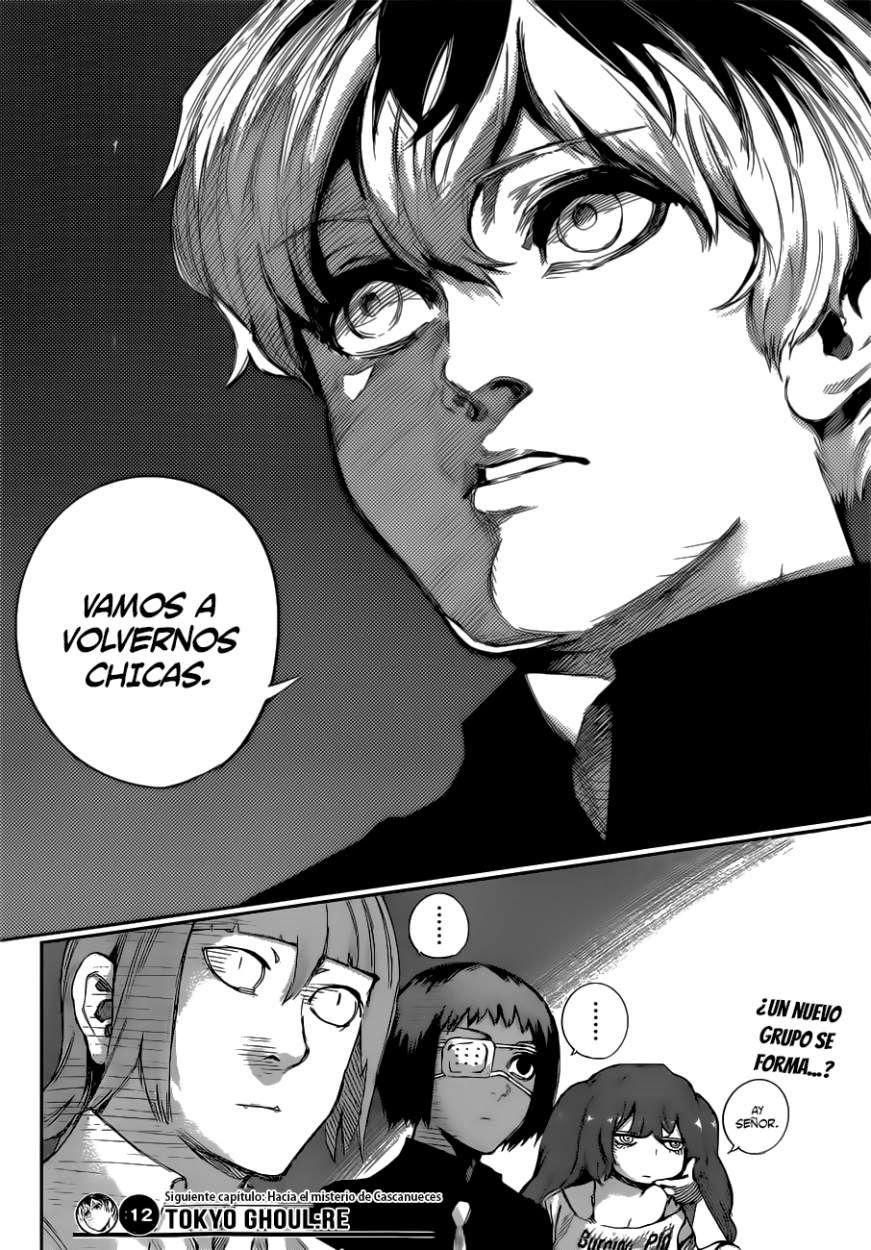 Manga · Ver Tokyo Ghoul 155 ...