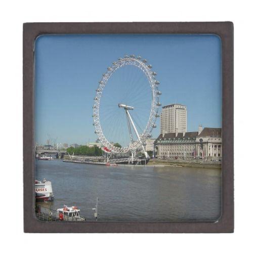 The London Eye Premium Trinket Box $25.25