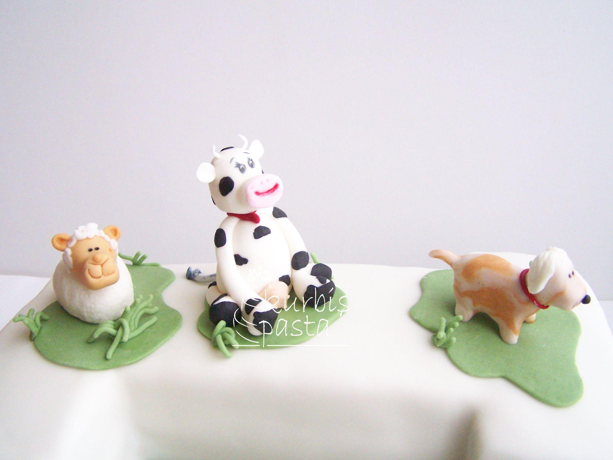 Cake Decorating Animal Figures Fondant Animal Figures For Cake Decoration My Cakes Pinterest