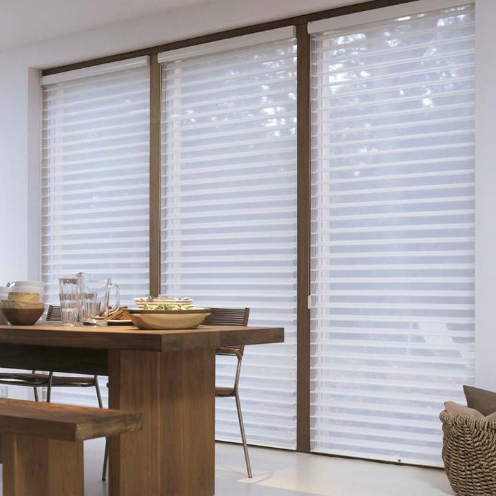 Luxaflex Silhouette® Shades - Living room | Pinterest ...