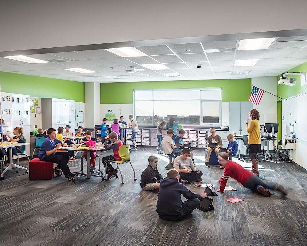 Image result for modern elementary classroom design ...