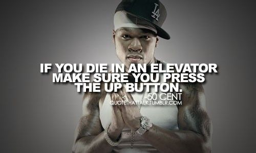 60 Cent Quotes 60 Inspiration Pinterest Quotes 60 Cent Quotes Cool Quotes 50 Cent