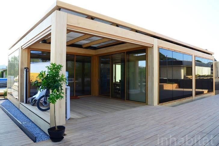 Germany S Hemp Insulated Ecolar House Scoops The Solar Decathlon Engineering Prize Sustainable Architecture House Best Solar Panels