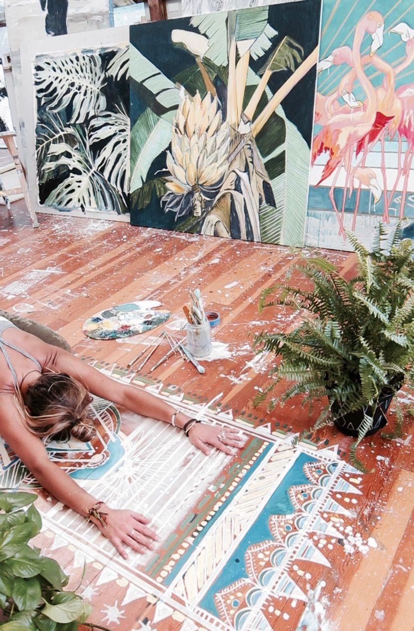 Wandmalerei im zimmer pin von luisa d auf room perfection  pinterest  malerei