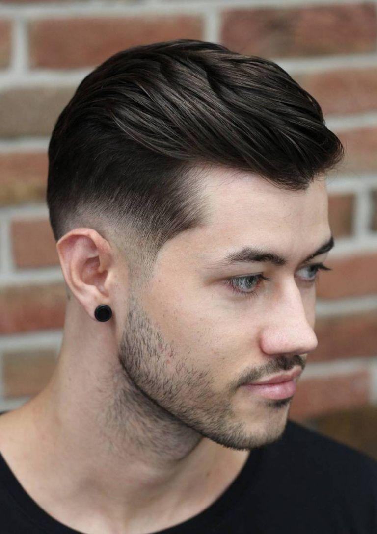 20 Best Widow S Peak Hairstyles For Men Widows Peak Hairstyles Fade Haircut Mens Hairstyles