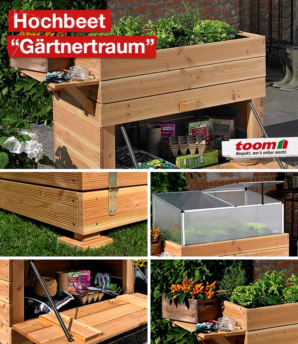 """Photo of Hochbett """"Gardener's Dream"""" – Kleine Balkonideen – Mein Blog"""