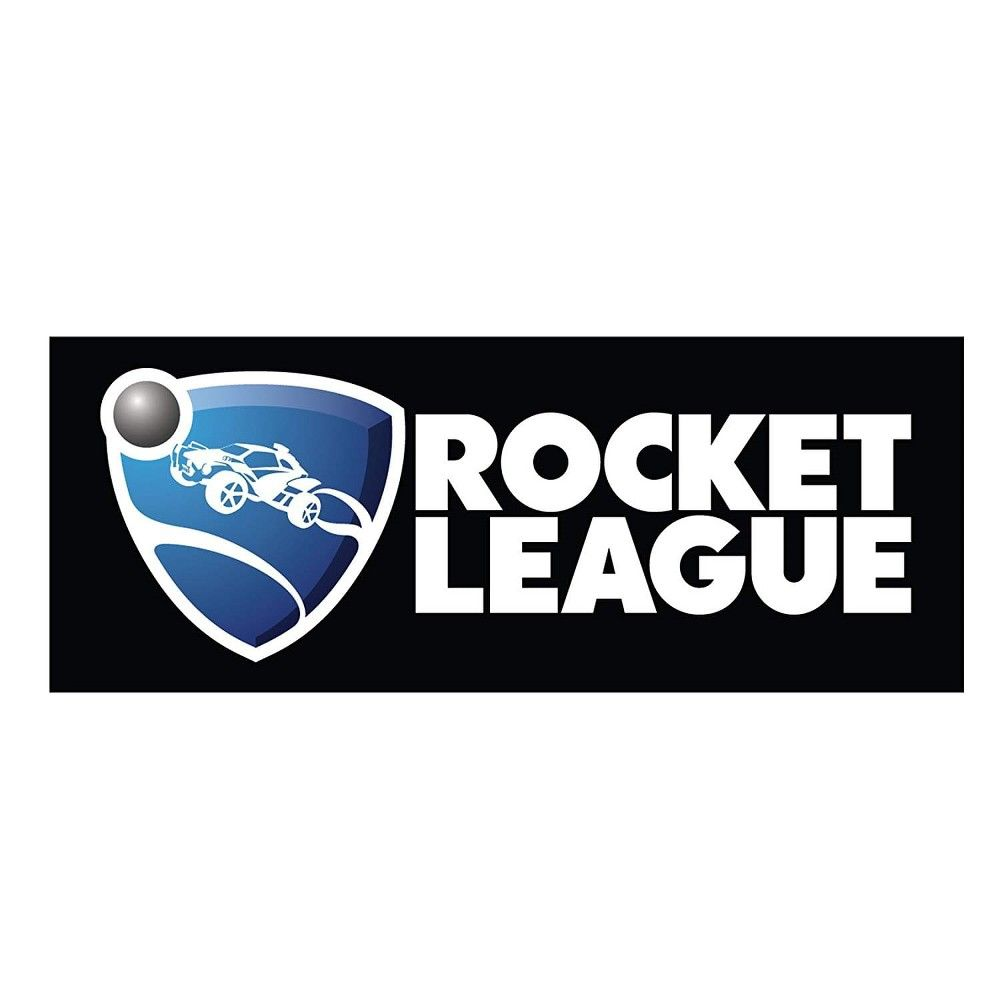 Jinx Rocket League Logo Bumper Sticker Rocket League Rocket League Logo Bumper Stickers [ 1000 x 1000 Pixel ]
