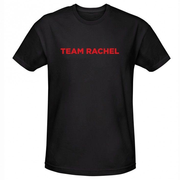 Suits Team Rachel T-Shirt