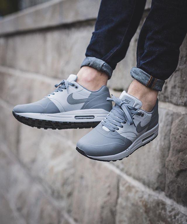 Nike Air Max 1 Premium SE 'Wolf Grey/Cool Grey-Anthracite'