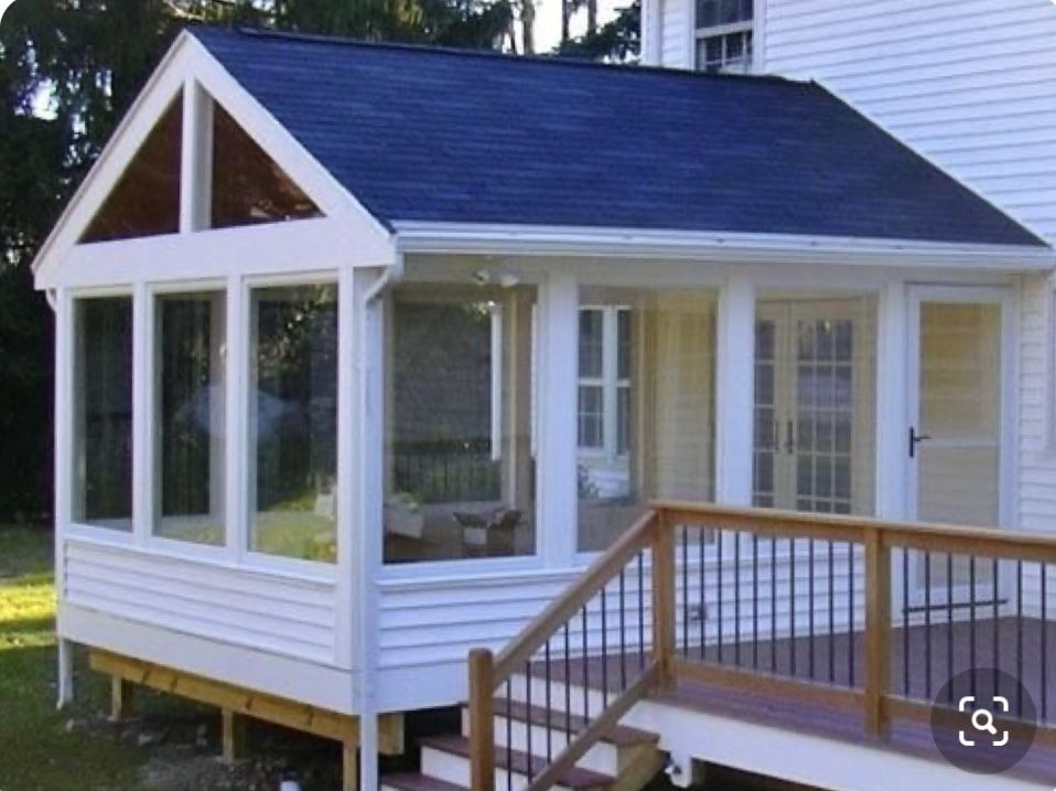 Pin by Teresa Mobley on Porches & Decks in 2020 Custom
