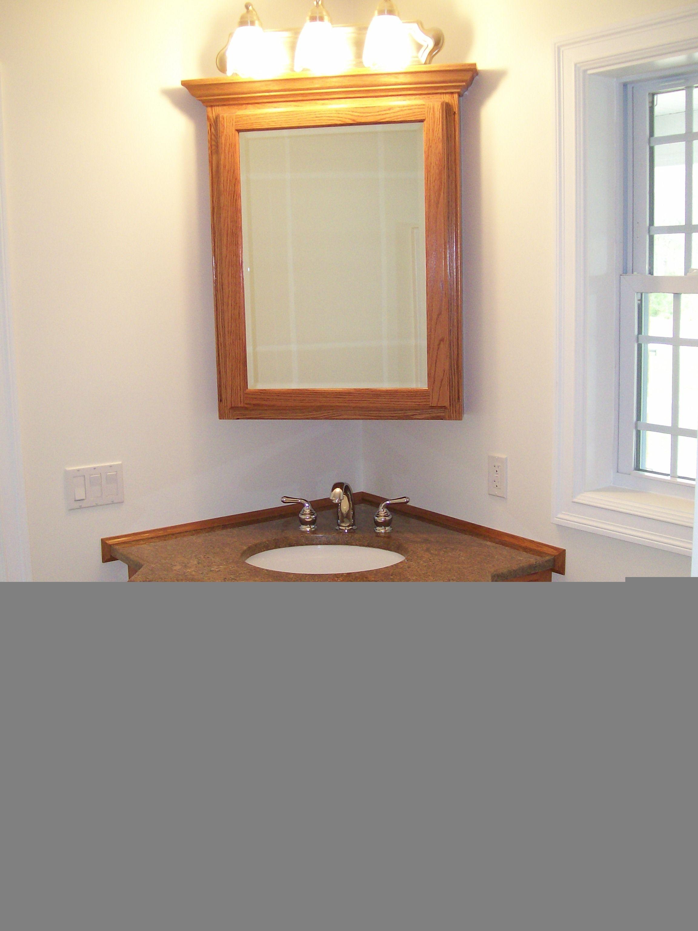 Bathroom corner cabinet with sink betdaffaires