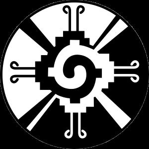 Celebrating World Unity | Mayan symbols, Aztec symbols ...
