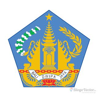 Provinsi Bali Logo Vector Cdr In 2020 Vector Logo Bali City Logo