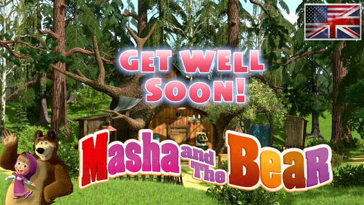 Masha and The Bear - Get well soon! (Episode 16) - Full