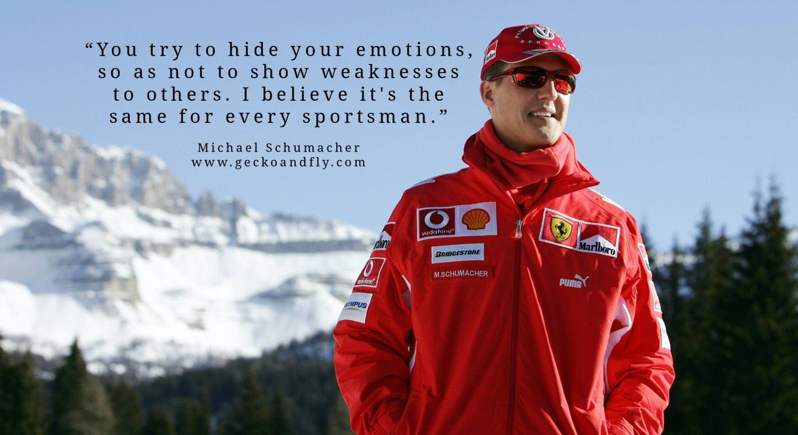 9 Famous Michael Schumacher Inspirational Quotes On Success And