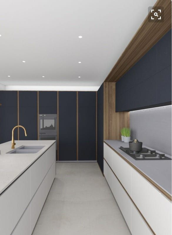 Flat Pack Or Custom Made Kitchen Which One Is Best For Your Home In 2020 Modern Kitchen Design Minimalist Kitchen Tiles Minimalist Kitchen